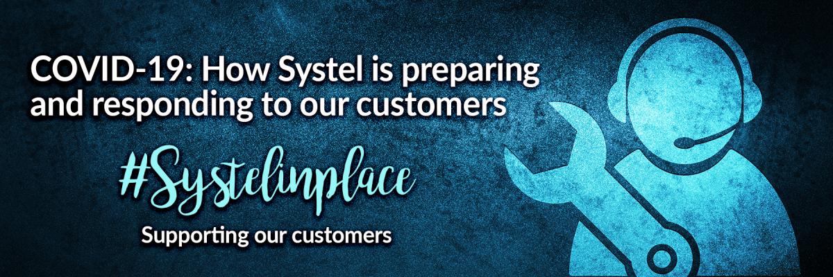 Systel COVID-19 Customer Response