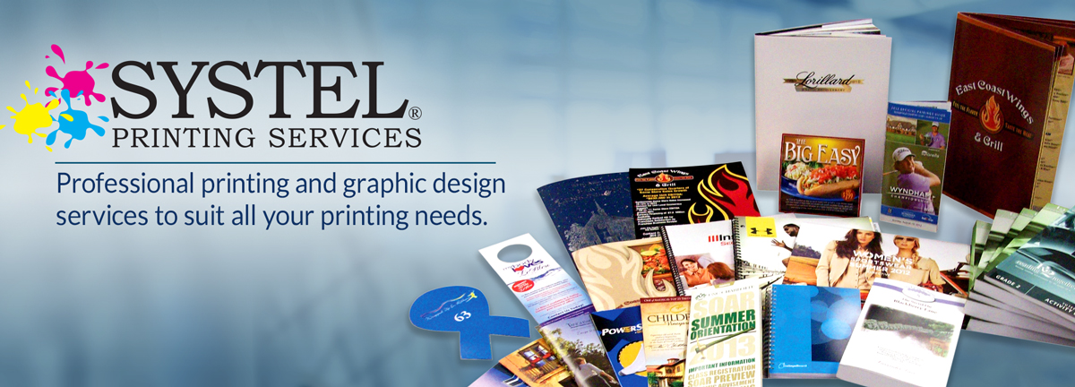 Systel Printing Services | Systel Business Equipment